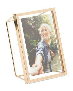 5x7 Floating Metal Photo Frame