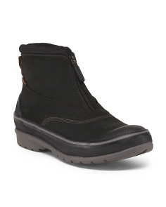 Waterproof Winter Boots With Comfort Features
