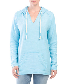 Juniors French Terry Beach Baja Hoodie