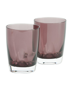 2pk W Collection Tumblers