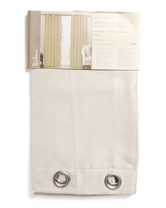 38x84 Set Of 2 Blackout Energy Saving Curtains