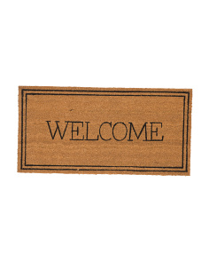 20x40 Winston Welcome Doormat
