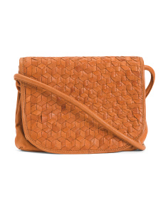 Nova Leather Crossbody