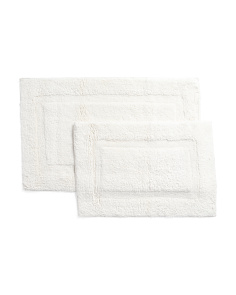 Made In India 2pk Shag Bath Rugs