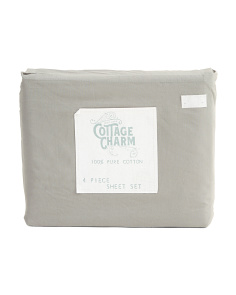 Cotton Sheet Set
