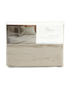 4pc Sheet Set