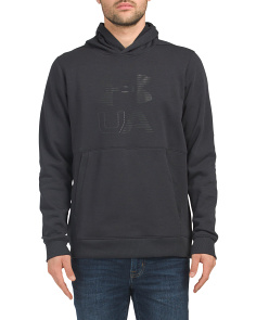 Threadborne Graphic Hoodie