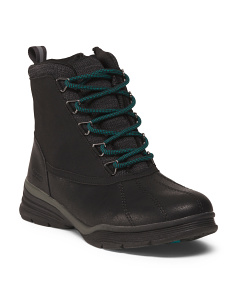 Water Resistant Cold Weather Comfort Boots