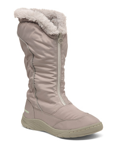 Cold Weather Ready Boots