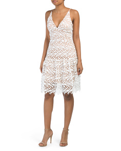 5c46948417a Made In Usa Lily Lace Dress ...