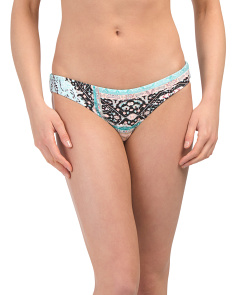 Moroccan Moon Hipster Bottom
