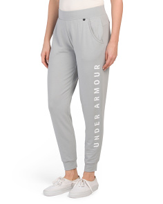Unstoppable Logo Joggers