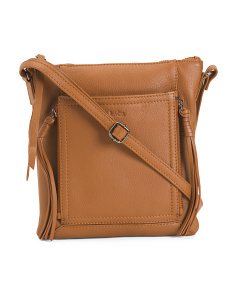 Orlando Leather Crossbody