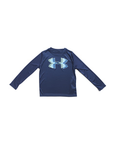 9f7bb062849d21 Boys Tech Long Sleeve Top ...