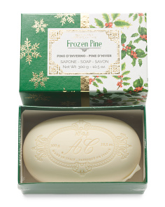 10.5oz Boxed Frozen Pine Soap