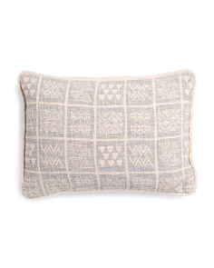 Made In India 14x20 Boho Pillow