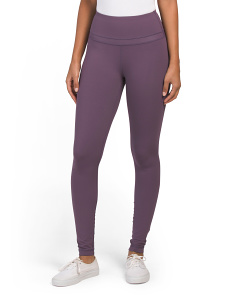 Interlock Cire Detail Hi Rise Leggings
