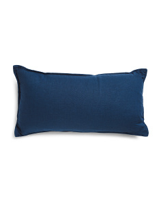 Made In India 14x26 Linen Pillow