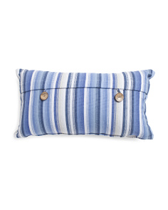 14x26 Multi Stripe Pillow