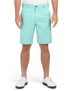Heathered Golf Shorts
