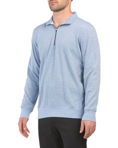 Performance Zip Sweater