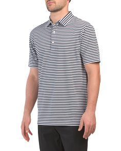 Wellington Natural Hand Golf Shirt