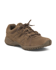 Nubuck Leather Comfort Hiking Shoes