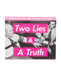 Two Lies And A Truth Game