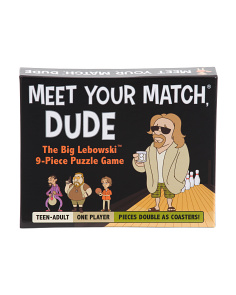 Meet Your Match Dude Game