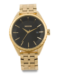 Women's Minx All Gold Bracelet Watch