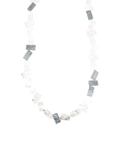 Made In Israel 2 Tone Sterling Silver Necklace