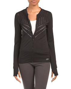 Davis Seamless Yoga Jacket