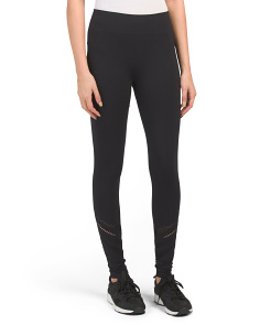Josie Seamless Laser Cut Leggings