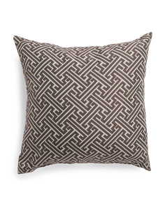 Made In Usa 24x24 Amazed Pillow