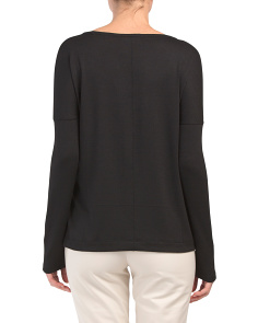 f4a50d868bbd Theo Long Sleeve Top Theo Long Sleeve Top