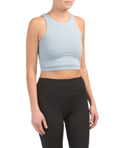 Cropped Fitted Tank