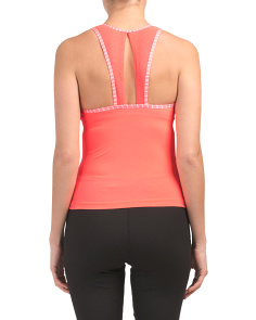 Tournament Racerback Bra Tank