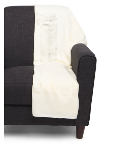 Kline Lovely Knit Throw