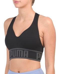 Seamless Apex Light Support Bra