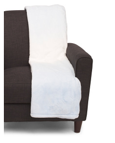 Ombre Loft Plush Throw