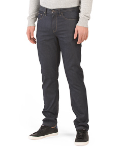 Slim Stretch Lightweight Denim Jeans