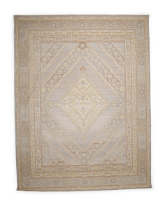 Made In Turkey 8x10 Flat Weave Area Rug