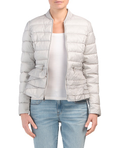Updated Zoey Quilted Coat