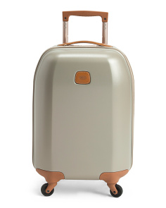 21in Sintesis Hardside Carry-on Spinner