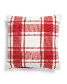 20x20 Indoor Outdoor Woven Pillow
