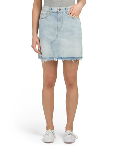 Georgia Denim Skirt
