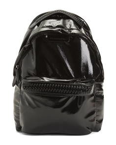 Made In Italy Hard Nylon Backpack