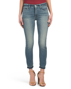 Hayden High Rise Skinny Jeans