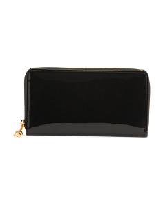 Made In Italy Patent Leather Wallet