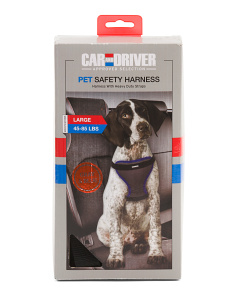 Pet Safety Car Harness